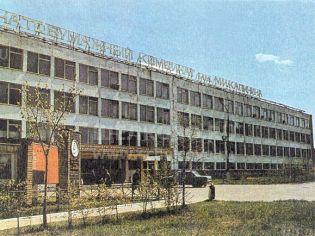 Адрес Щелково, ул. Фабричная, 1 - 1989 г.