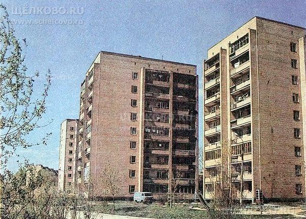 Фото дома на улице Пустовская в Щелково - Щелково.ru