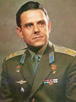 Фото Владимир Михайлович Комаров, дважды Герой Советского Союза - Щелково.ru