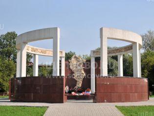 Памятники города Щелково и Щелковского района