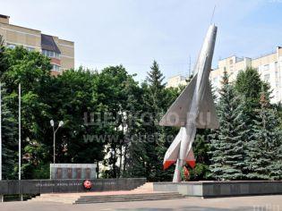 Город Щелково, микрорайон Чкаловский, улица Гагарина