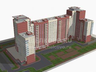 Адрес Щелково, ул. Центральная, 17 -