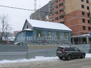 Щелково, ул. Центральная, 17 - 21 января 2009 г.