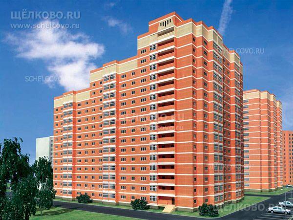 Фото проект жилого комплекса «Серебряные пруды» (г.Щелково-7, ул.Неделина, д. 23) - Щелково.ru