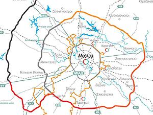 Строительство ЦКАД вЩёлковском районе (Пусковой комплекс №3) - Щелково