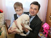 Рабочий визит Губернатора Московской области в Щелково - Щелково