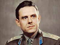 Владимир Михайлович Комаров - Щелково